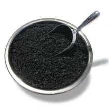 Granulated black powder